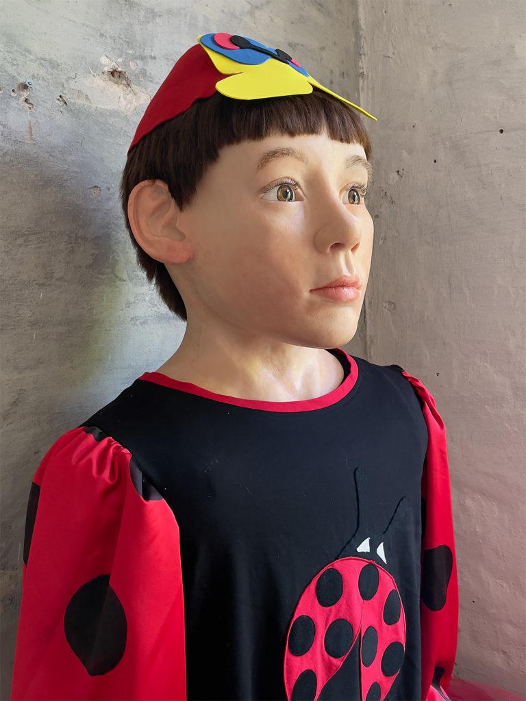 Boy Figure