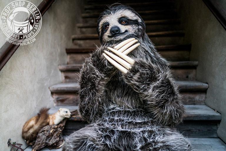 Sloth Costume